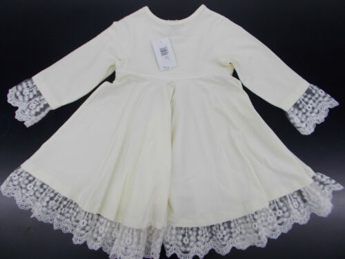 Toddler /& Girls Just Blanks Assorted Monogramable Dresses Size 2-6X//7