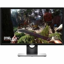 "Dell LED LCD Gaming Monitor 23.6"" - 16:9 - 2 ms - 1920 x 1080"