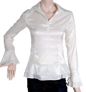 Ch001 Style Shirt Lady's Size For White Elegant Large City X Professional qwPzpp