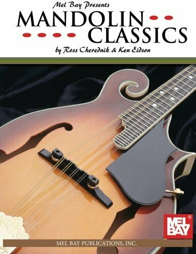 Mandolin Classics by Eidson, Ken Book The Fast Free Shipping