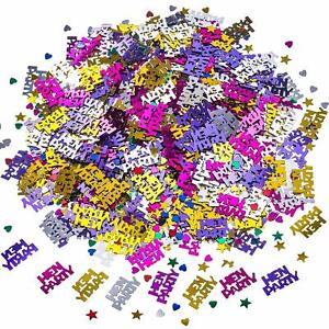 Hen-Night-Party-Table-Confetti-Sprinkles-Decoration-NEW-hearts-and-stars-UK