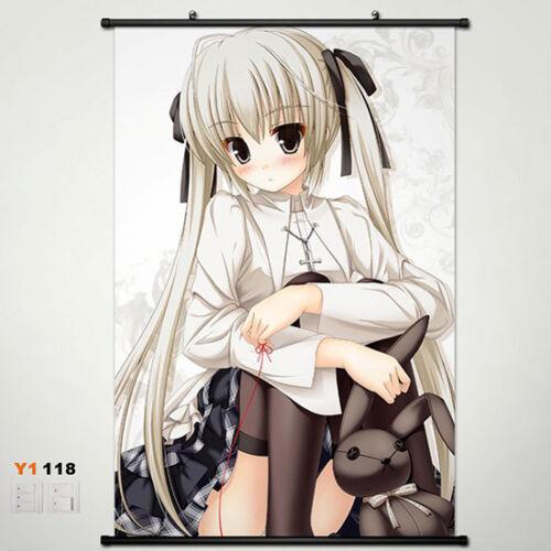 Yosuga no sora Sora Kasugano Wall Poster Stoffposter Anime Home Decor 45x68CM