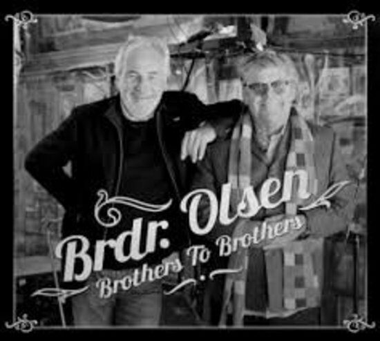 olsen brothers - Brothers to Brothers CD+DVD CD NEU OVP