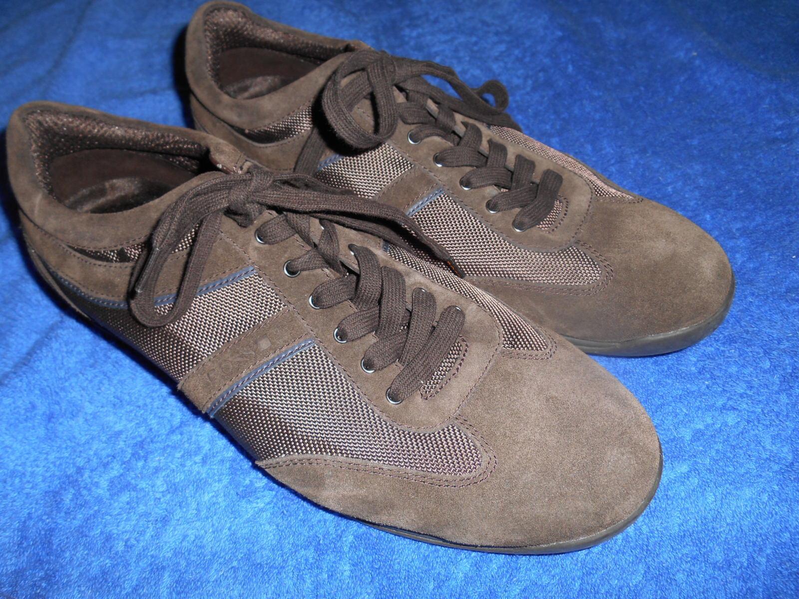 HUGO BOSS tenis zapatos euro 45 usado una vez.    Muy Agradable.