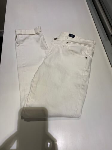 up Jeans Size à 27 up Pour Cigarette 27 Roll Stilt rouler Jeans femmes taille the Roll qaOBpFw7