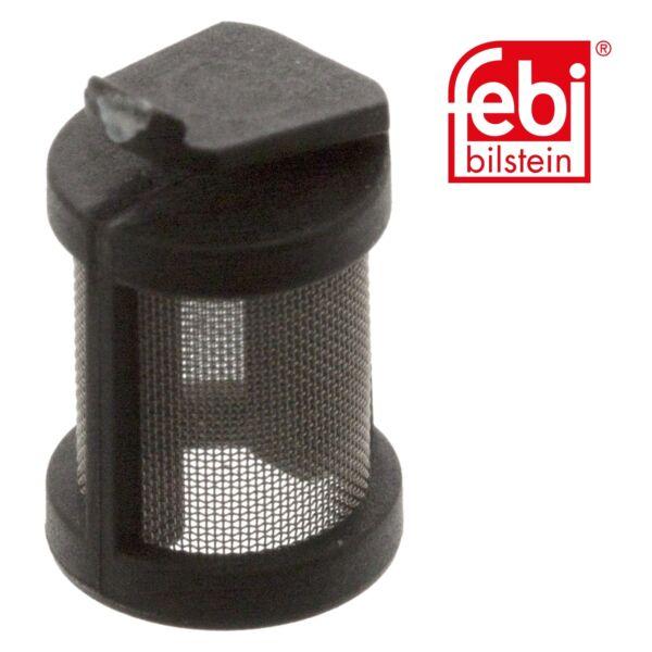 febi bilstein 107823 Getriebe/ölfiltersatz f/ür Automatikgetriebe mit /Ölwannendichtung 1 St/ück