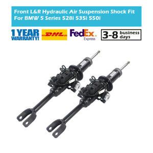 2PCS Front Air Suspension Shock Strut Fit BMW 5 Series 535i 7 Series 750Li 760Li