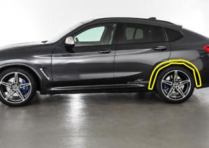 Nuevo Genuino BMW serie X5 F15 DELANTERO IZQUIERDO RUEDA Spoiler 7304045 OEM