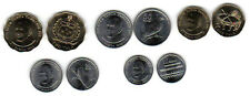 SAMOA: 2011 5-PIECE UNCIRCULATED COIN SET:  0.10 TO $2 TALA