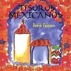 Tesoros Mexicanos by David Zaizar (CD, Mar-2003, Peerless MCM)