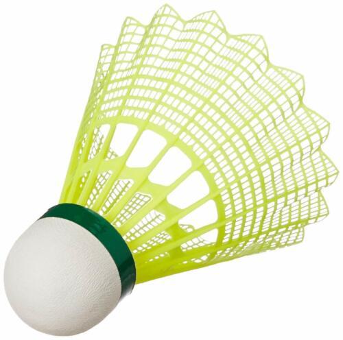 Yonex Badmintonball Mavis 350 Gelb-Grün//Grün=Langsam Neu Portofrei 60 St.