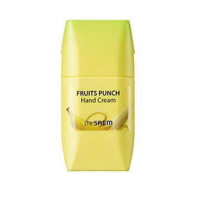 [the SAEM] Fruits Punch Banana Hand Cream 50ml