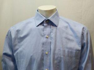 ede3207d Tommy Hilfiger Blue Oxford Slim Fit Men's L/S Button Down Dress ...
