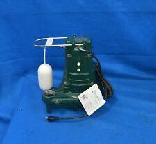 Zoeller 12hp Cast Iron Submersible Sump Pump M137