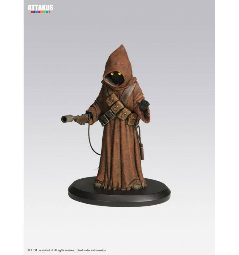 Attakus star - wars - elite - sammlung statue jawa 11 cm