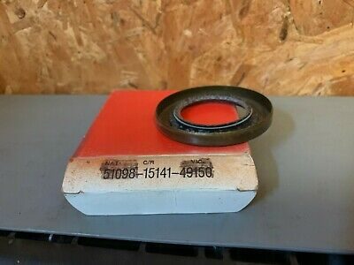 CR CHICAGO RAWHIDE OIL SEAL 15141 USA lot of 2