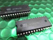 64K 8KX8 CMOS OTP EPROM 8,192 X 8-BIT NEC UPD27C64C-25  **5 PER SALE**