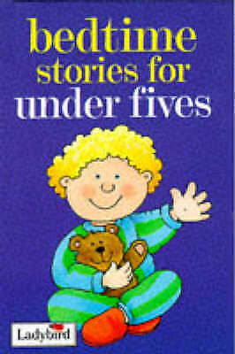 """""""AS NEW"""" Stimson, Joan, Bedtime Stories for under fives, Hardcover Book"""