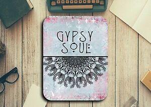 Gypsy-Soul-Mouse-Pad-Easy-Glide-Non-Slip-Tough-Neoprene-Gift-Ideas-Boho-Mandala