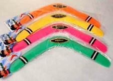 2 FLYING professional BOOMERANG fly toy catch fun toys BOOMRANGE throwing disc