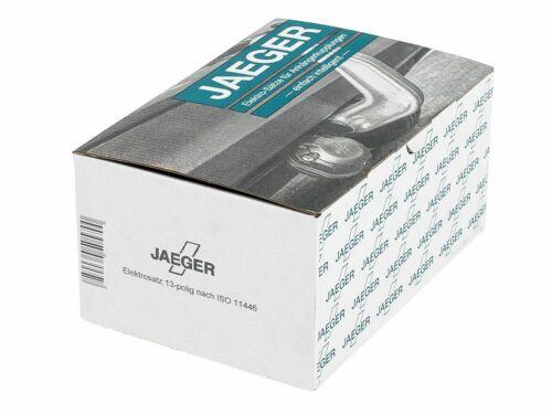 JAEGER automotive 21210504 fahrzeugspezifischer 13-poliger Elektrosatz