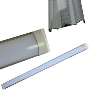 PLAFONIERA-APPLIQUE-A-LED-SLIM-SMD-SOFFITTO-LAMPADA-PROFILO-SPESSORE-27MM-LUCE