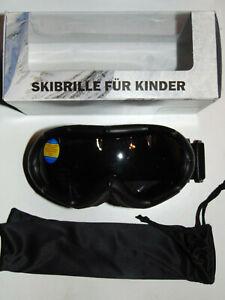 Skibrille-Snowboardbrille-fuer-Kinder-OVP
