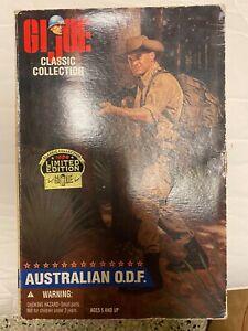 Hasbro GI Joe Australian ODF Classic Collection 12 Action