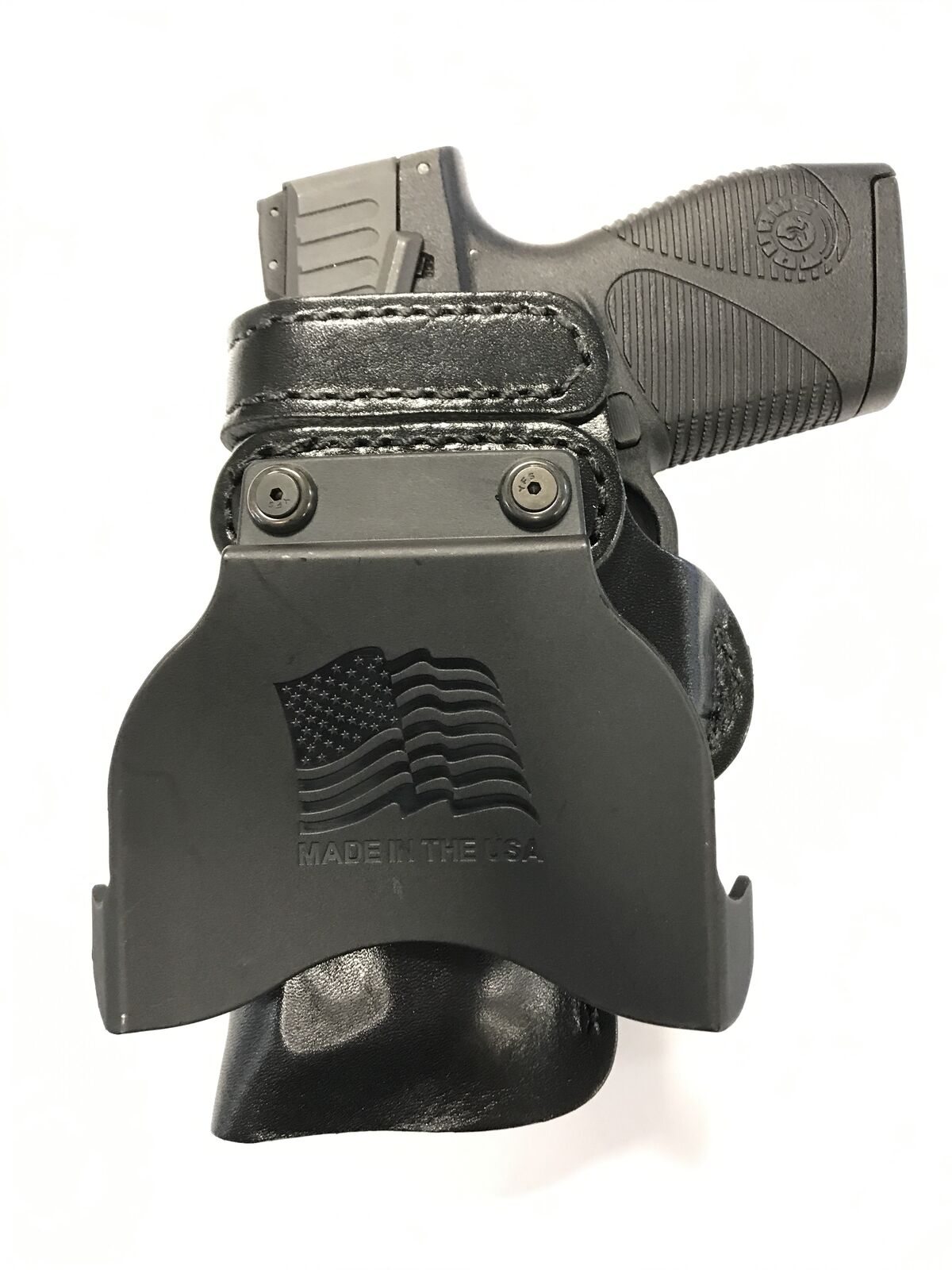 Cuero Kydex Remo Funda Pistola LH RH para KEL Tec P3AT con laserguard CT