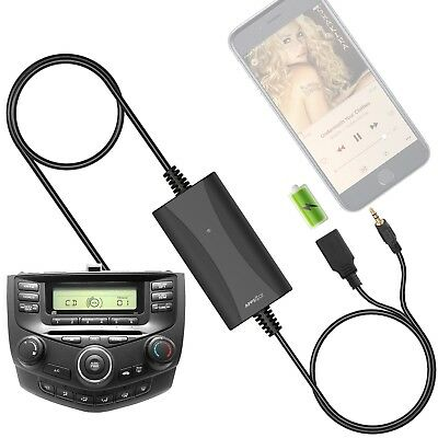 [New Generation] Car Stereo AUX Input Adapter, Honda Auxiliary Cable Cord  USB    | eBay