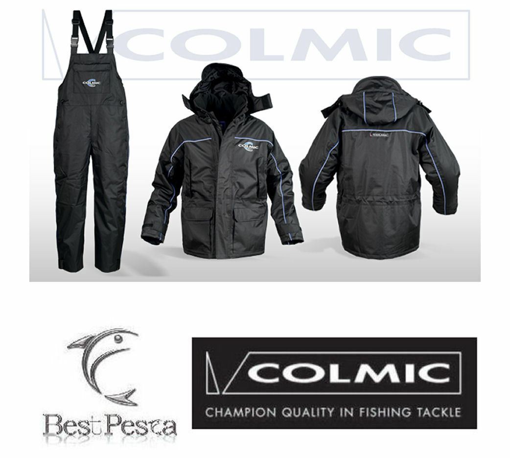 COLMIC COMPLETO POLAR OFFICIAL TEAM  - taglia L  fast shipping