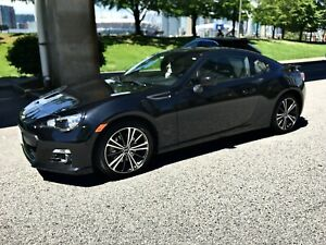2015 Subaru BRZ Sport-tech Package