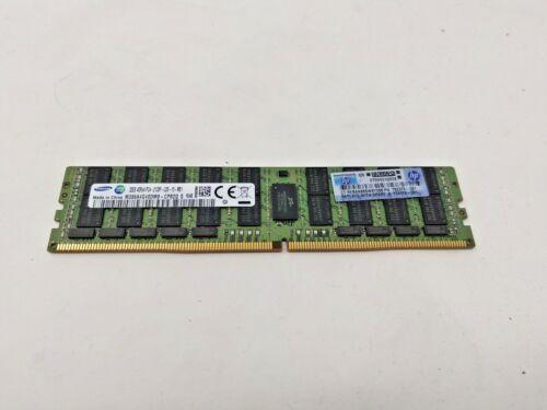 752372-081 GENUINE HP 32GB 4DRx4 PC4-2133P RAM 774174-001 726722-B21 752372-081U