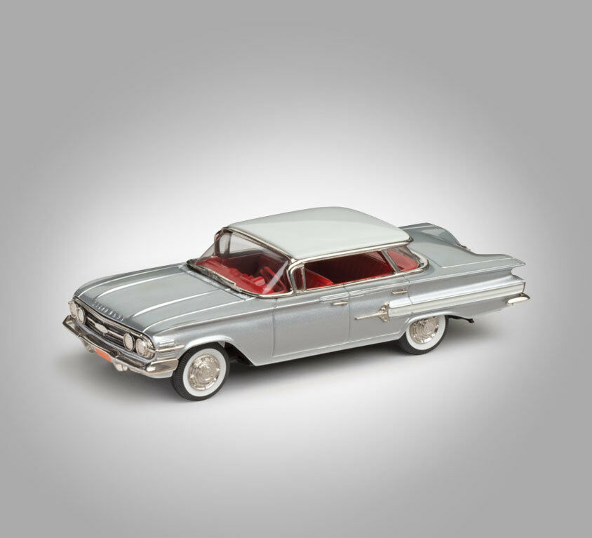 BROOKLIN BRK 166 A 1960 Chevrolet Impala 4-Porte Hardtop Sport Sedan-NEUF box