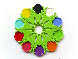 50-500-einkaufswagen-chiphalter-verde-con-ekw02-chips-1-5mm-Maneje-borde