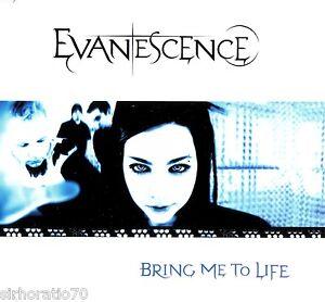 EVANESCENCE-Bring-Me-To-Life-OZ-4-track-Enhanced-CD