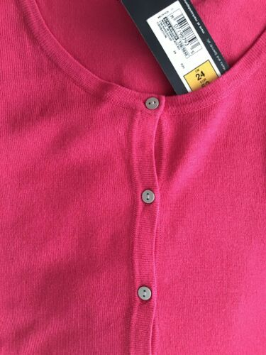 M/&S COLLECTION Button Through Cardigan