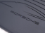 New Genuine Porsche 997 911 Rubber Floor Mats Black Set of Two 98704480094 OEM