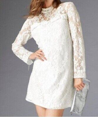 Gr.44,46,48,50 Kleid MELROSE Spitzenkleid