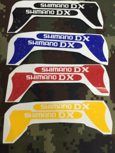 Shimano DX Seat Post Decal Old School BMX P.K RIPPER TANGE GT REDLINE