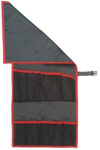 Facom Sac de rouleau en nylon–10compartiments