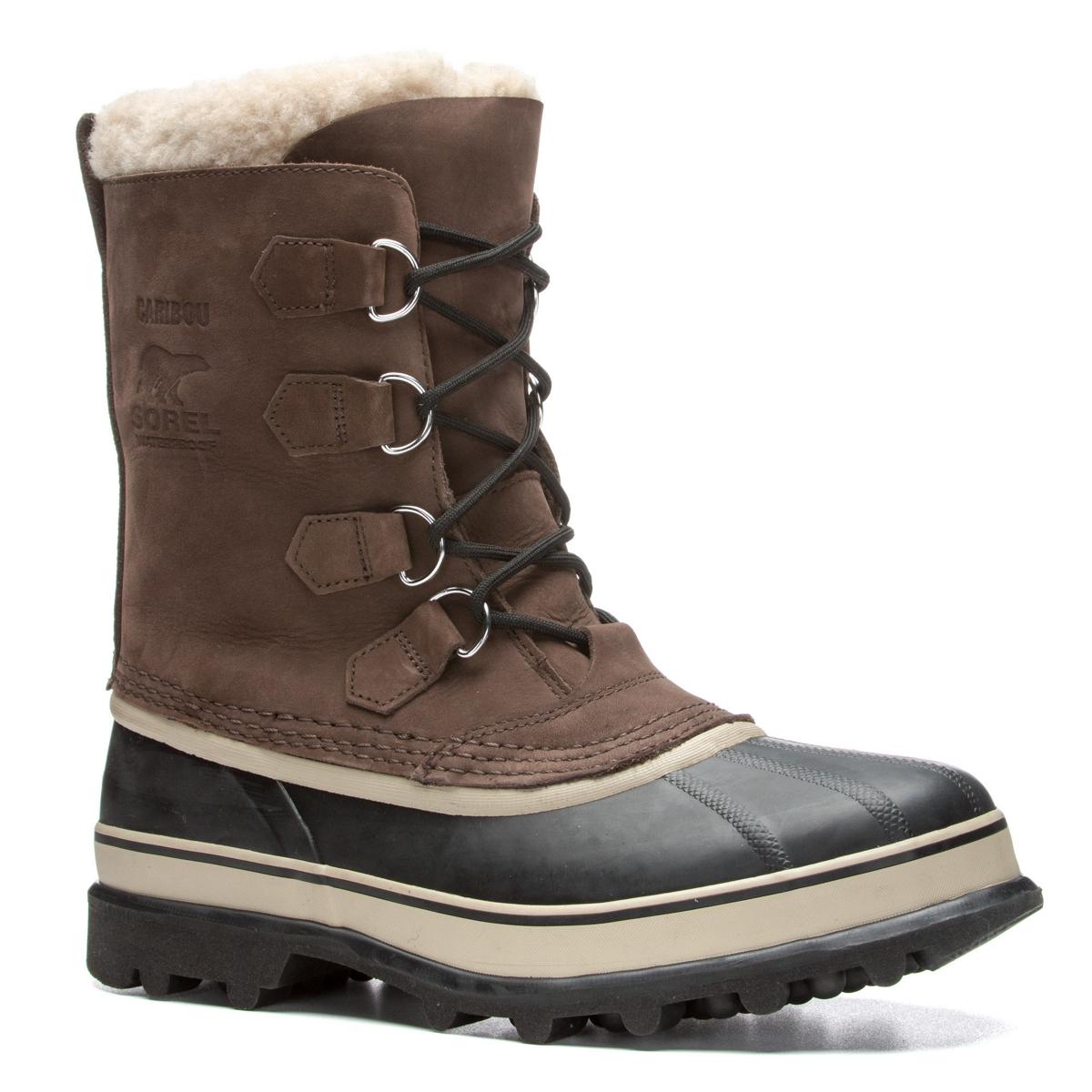 benvenuto a comprare Sorel Caribou Marrone Winter Snow stivali donna Dimensione 8 8 8  vendita online sconto prezzo basso