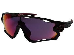 f0681e92e2 Image is loading Oakley-Jawbreaker-Sunglasses-OO9290-2031-Matte-Black-Prizm-