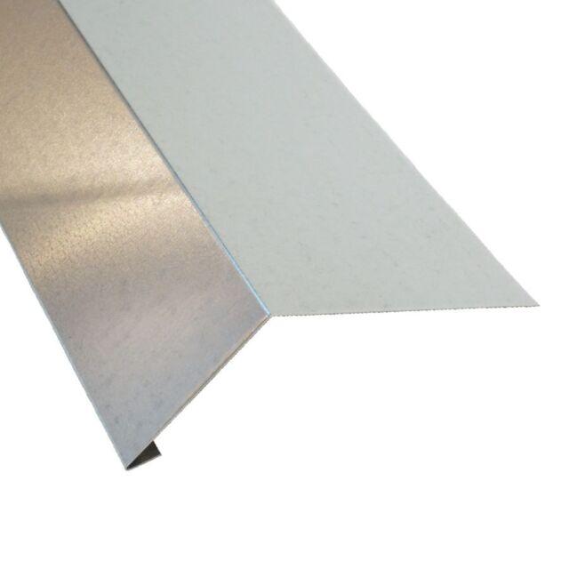 2m Traufblech Rinneneinhang Traufe Dachblech Titanzink Zink Alu Aluminium Kupfer