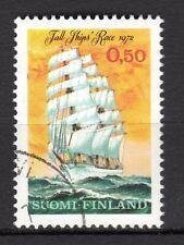 Finland - 1972 Tall ship regatta  - Mi. 705 VFU
