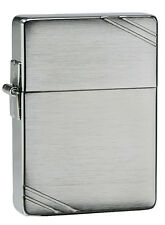 Zippo Windproof Replica 1935 Brushed Chrome Lighter,  1935, New In Box