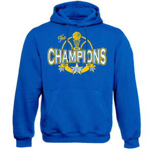 los angeles 98040 af392 Details about Golden State Warriors Champions Men's Hoodie Sweatshirt