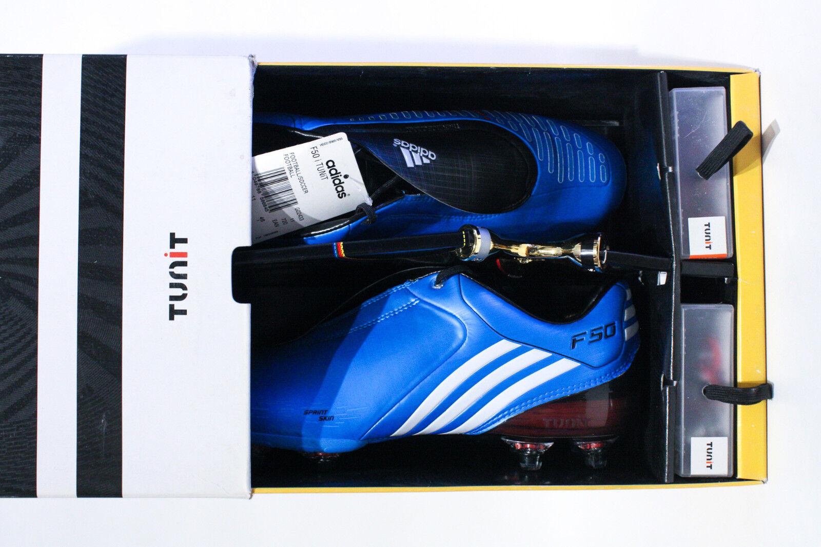 Adidas Tunit F50 i US11.5 FG Messi G02433 Limited Edition adiZero Prossoator F50i