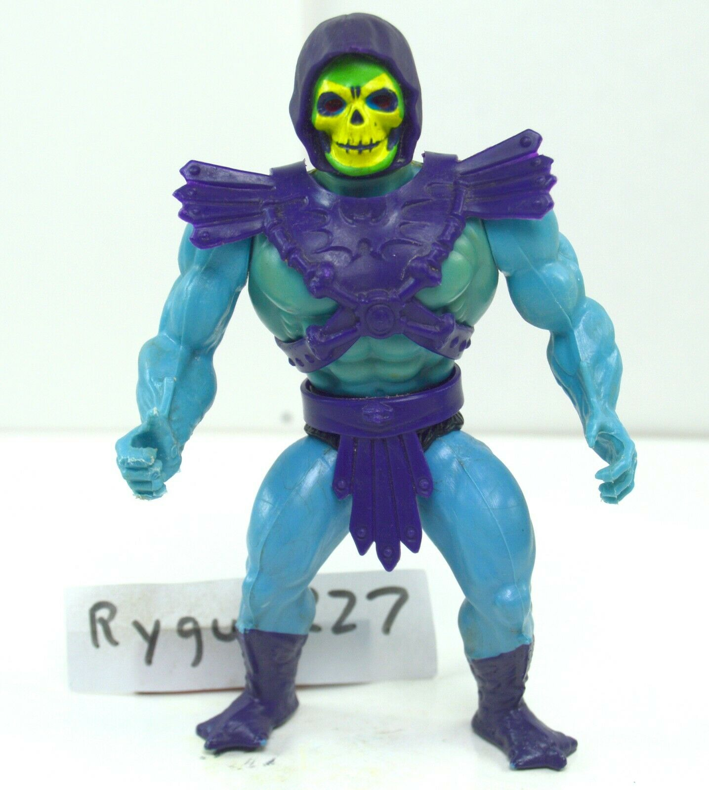 MOTU, Skeletor,  Masters of the Universe, vintage, cifra, He-uomo, armor & belt  all'ingrosso a buon mercato