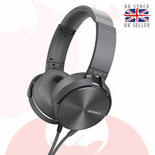 Sony MDR-XB950AP Premium Xtra Bass Overhead Headphones UK free delivery